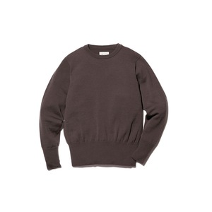 OG Wool Knit Pullover 1 Brown