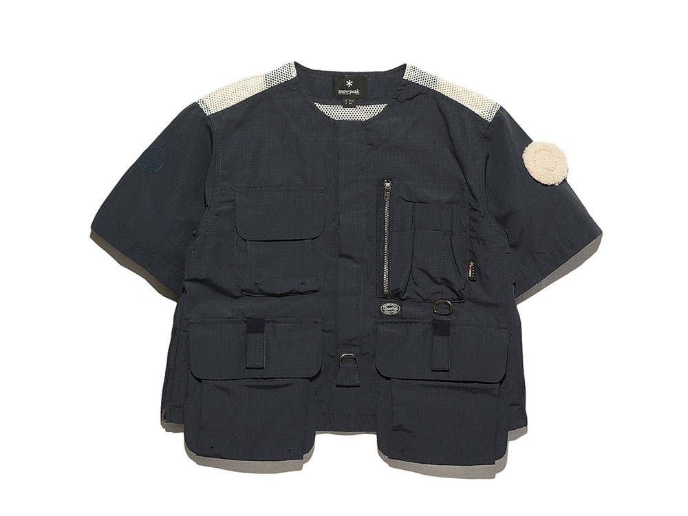 Utility Fishing Pullover S Navy0