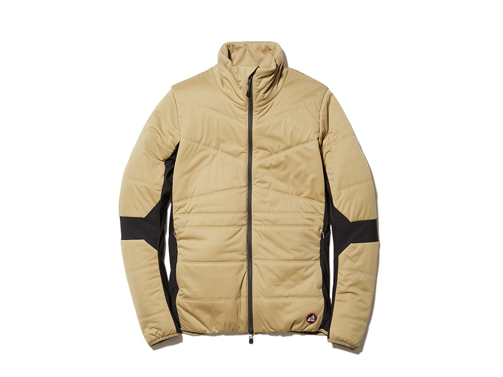 MM Flexible Insulated Jacket L Beige