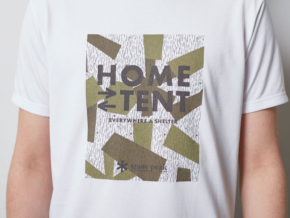 Rain CAMO Tshirt XL Melange Grey6