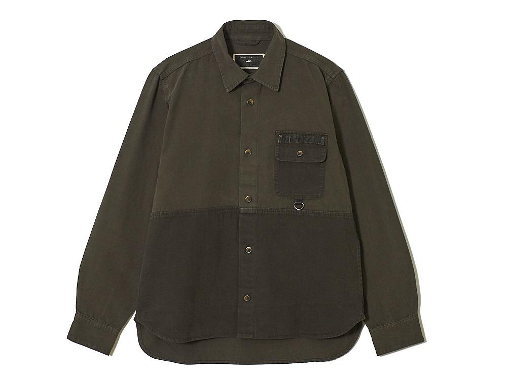 Field Fishing Shirt M/S Grey