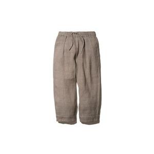 Hand-woven Wild Silk Pants