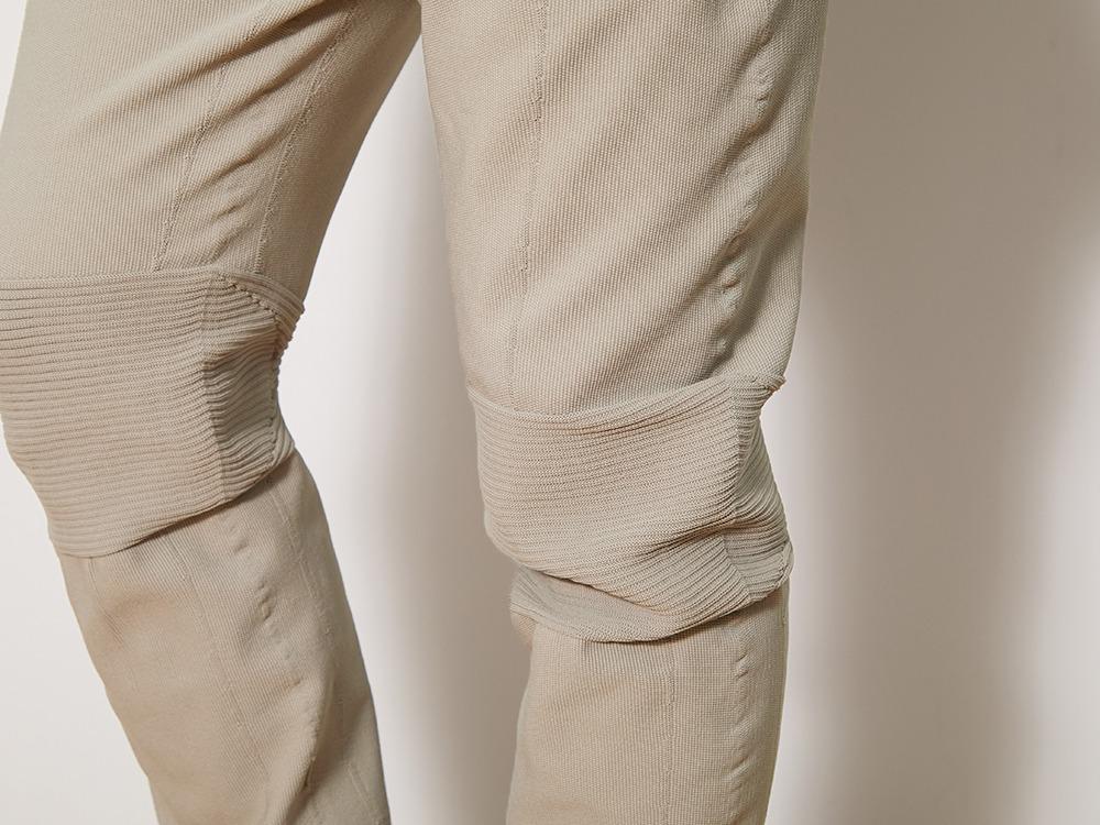 WG Stretch Knit Pants 1 Beige
