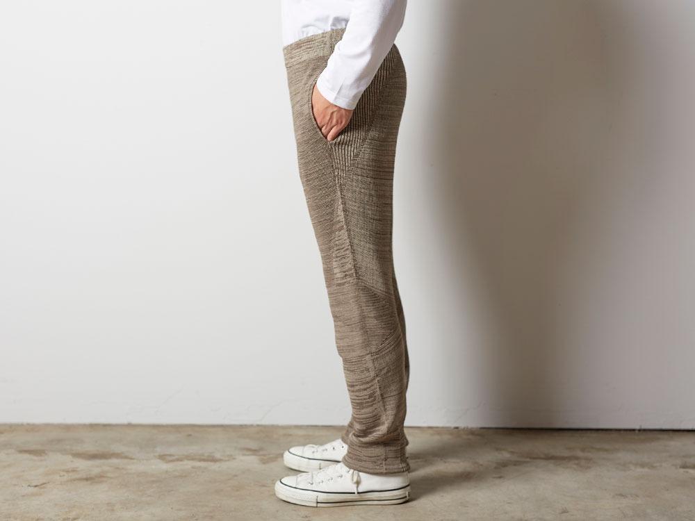 WG Stretch Knit Pant #3 L Grey3