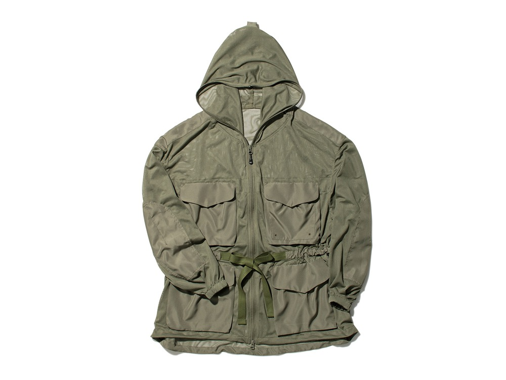 Insect Shield Jacket 1 Olive