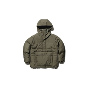 FR Down Pullover M Olive