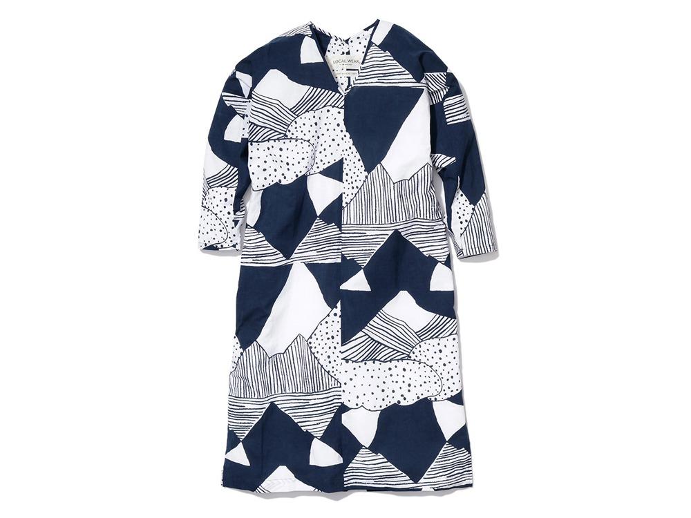 TENUGUI Dress Nihon Batik