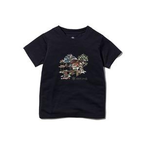 キッズキャンプフィールドティーシャツ 1 ネイビー