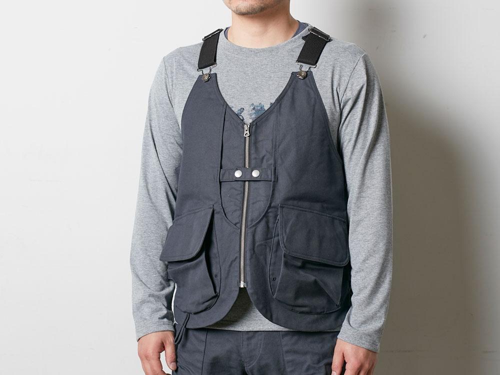 TAKIBI Vest M Black5