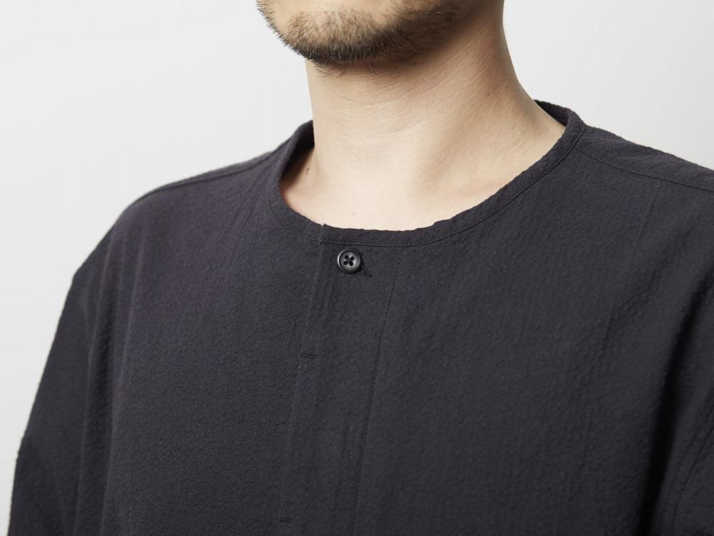 シジラ スリーピングシャツ M ブラック