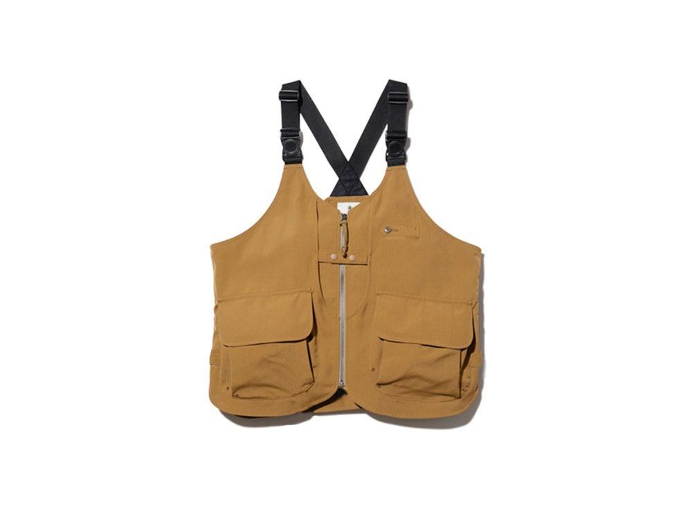 Kids TAKIBI Vest One Brown