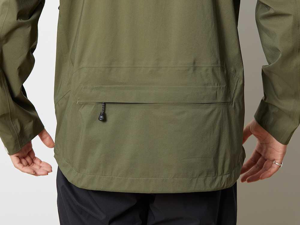 2.5レイヤー ワンダーラスト ジャケット L ブラック
