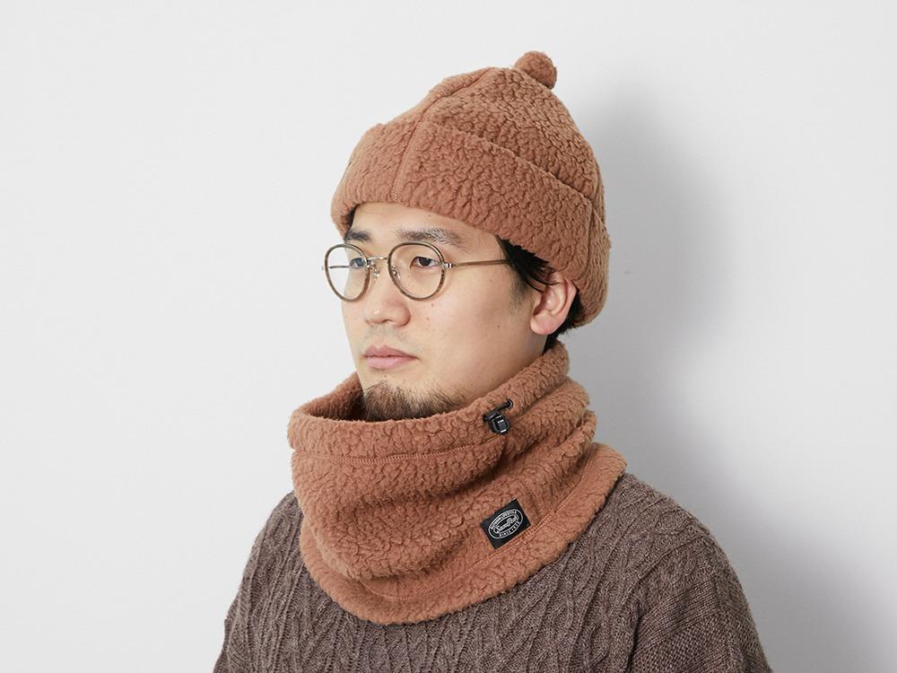 Thermal Boa Fleece Neck Warmer One GY