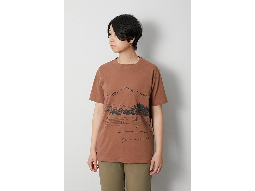 CF Graphic Tee XL Khaki
