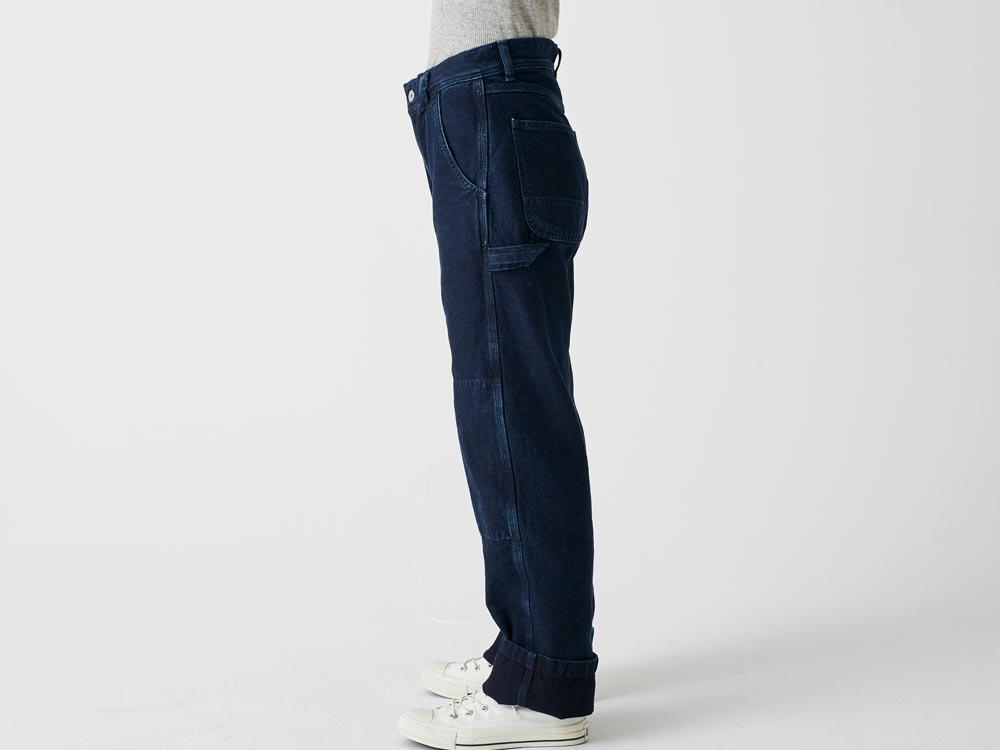 Okayama OX Pants L Indigo3