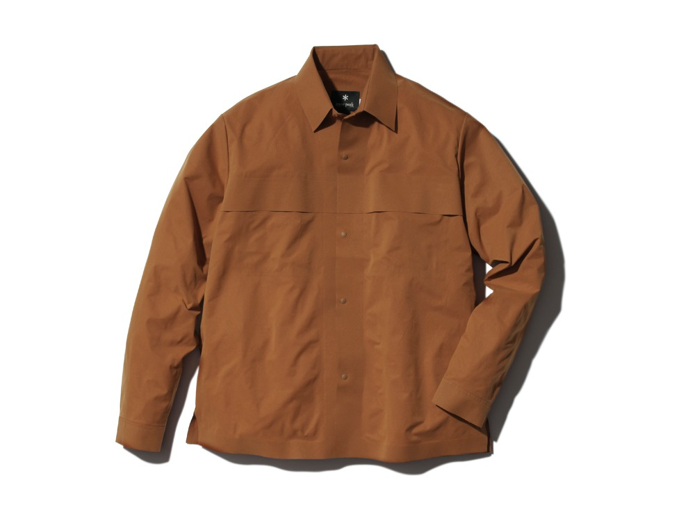 DRY&StretchShirt  M Orange0