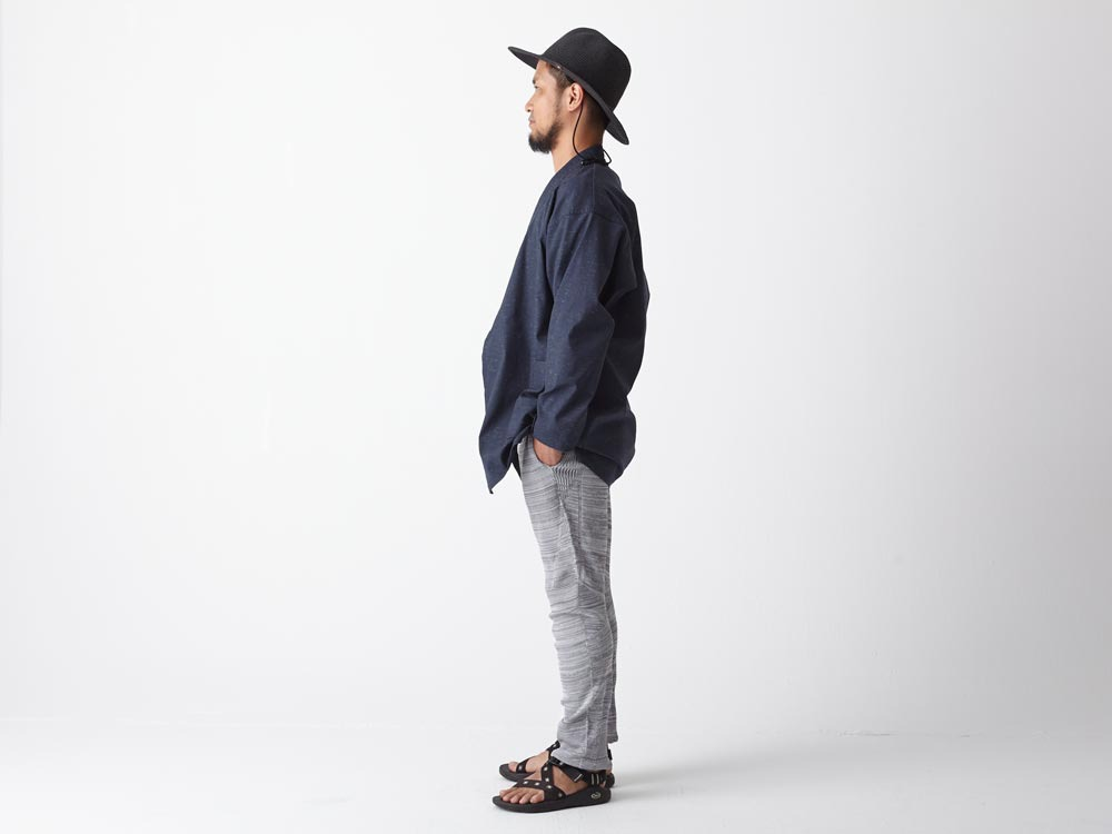 Stretch NORAGI Jacket L Navy2