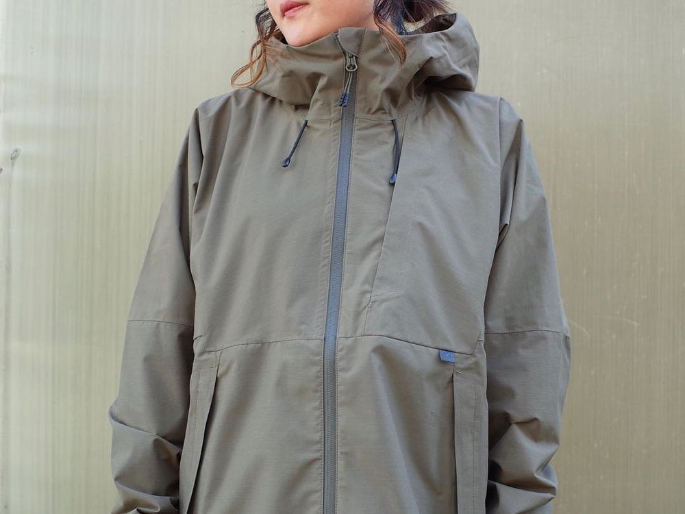 FR(ファイヤーレジスタンス)レインジャケット 2 ブラック