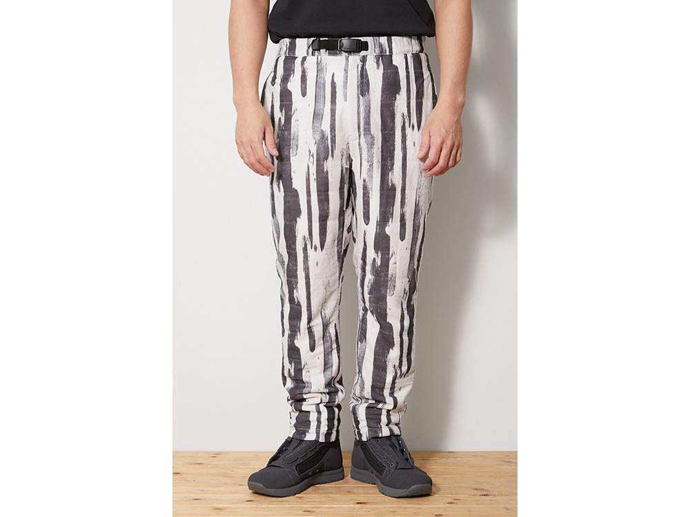 Printed Flexible Insulated Pants 1 EN