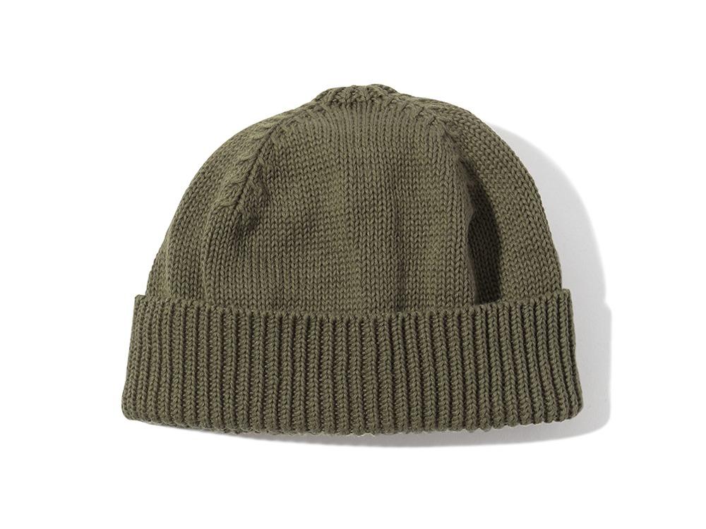 C/L Knit Cap One Olive