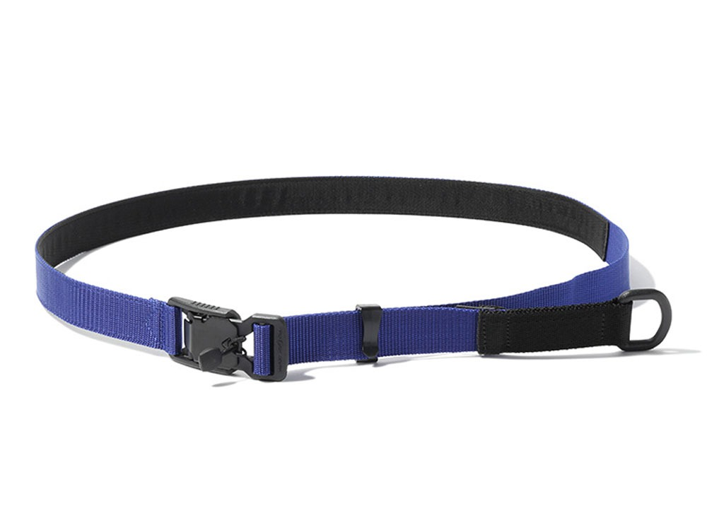 Quick Adjust Belt One Blue