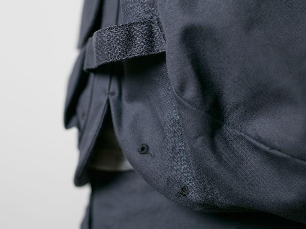 TAKIBI Vest M Black10