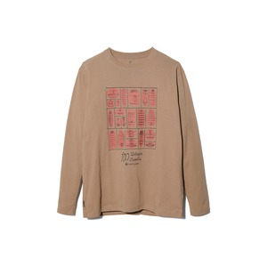 100 Sleep 100 Smile L/S Tee