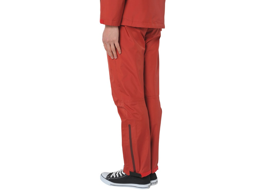 3L Rain Pants XL Red2