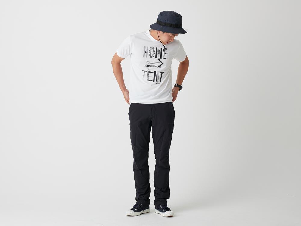 Printed Tshirt:HomeTent XXL White2