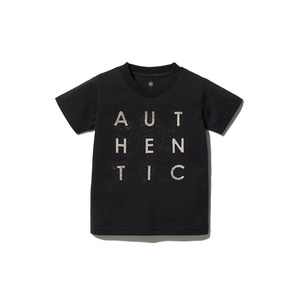 Kids Authentic Campstyle Tee 1 Black