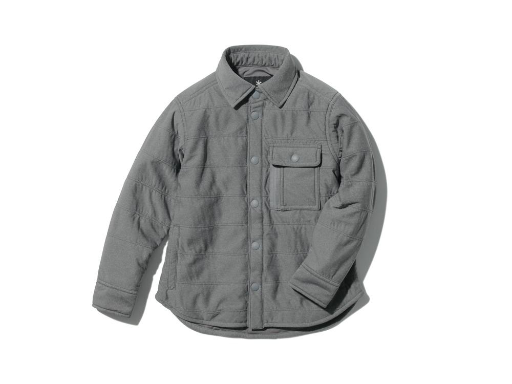 KidsFlexibleInsulatedShirt 4 M.Grey0