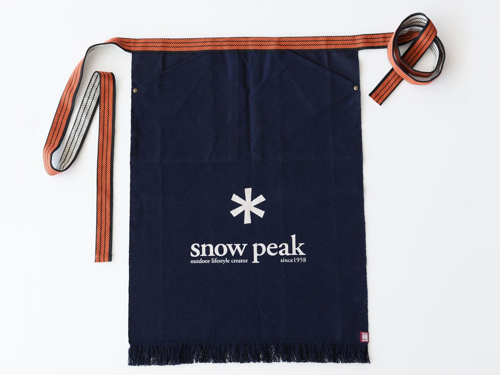 Snow Peak Apron9