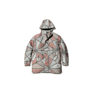 Printed eVent C/N Rain Jacket