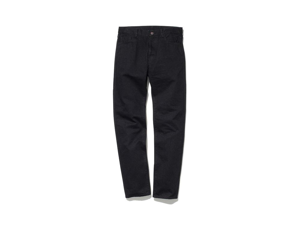 W's Black Jeans Slim  1(26) Black