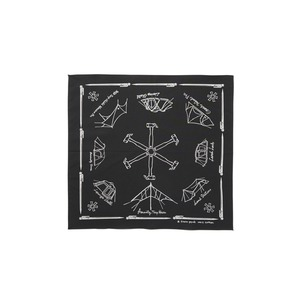 Cotton NOASOBI Bandana