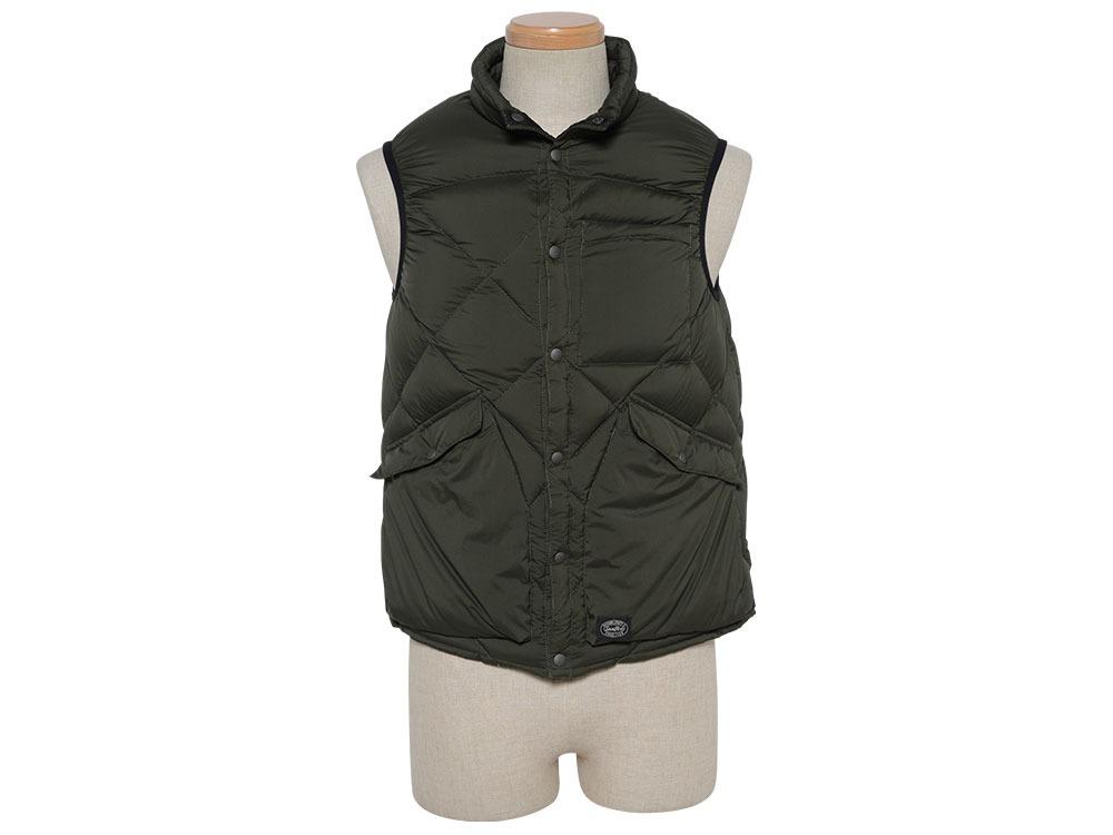 Down Vest XS/XXS Olive