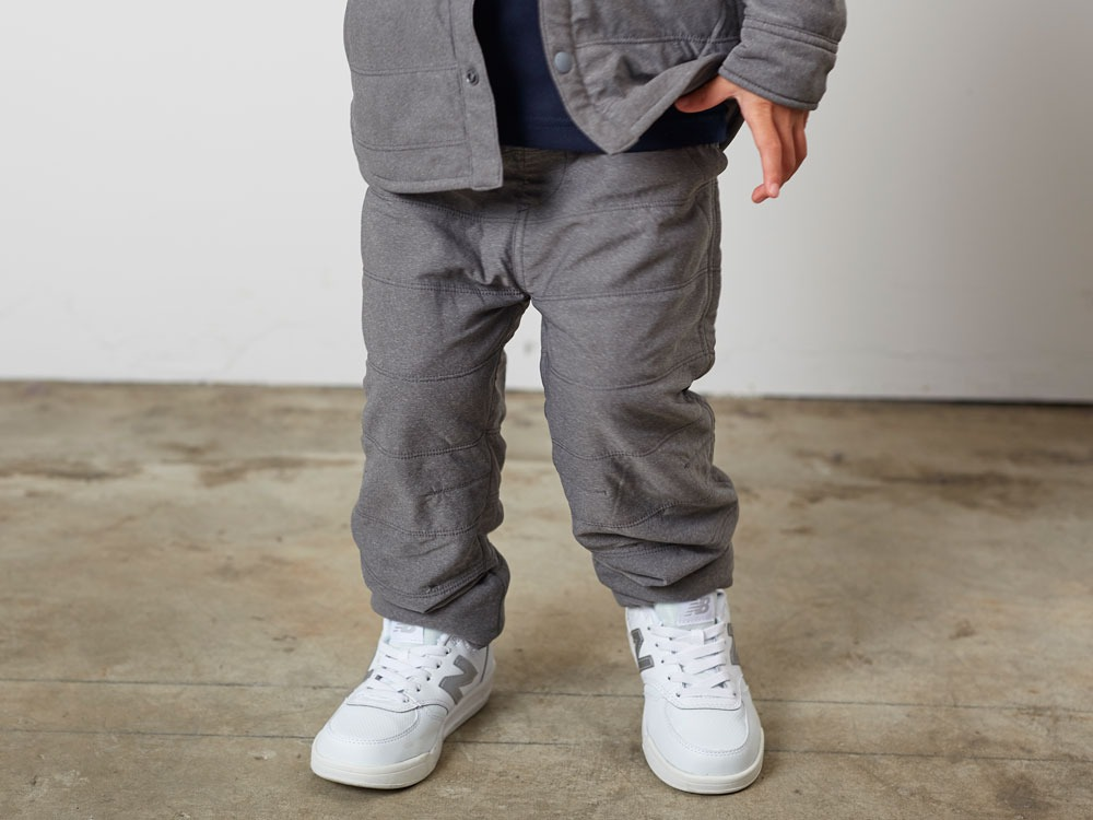 KidsFlexibleInsulatedPants 4 Black5