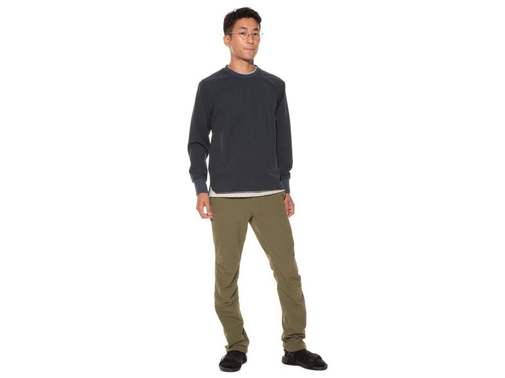 DWR Comfort Pants S Olive1