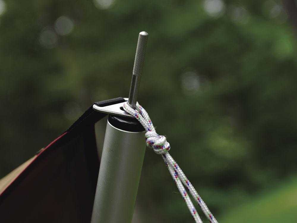 Wing Pole 280cm2