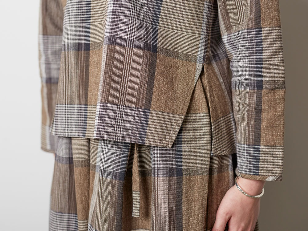 KASURI Pullover 4 Brown8