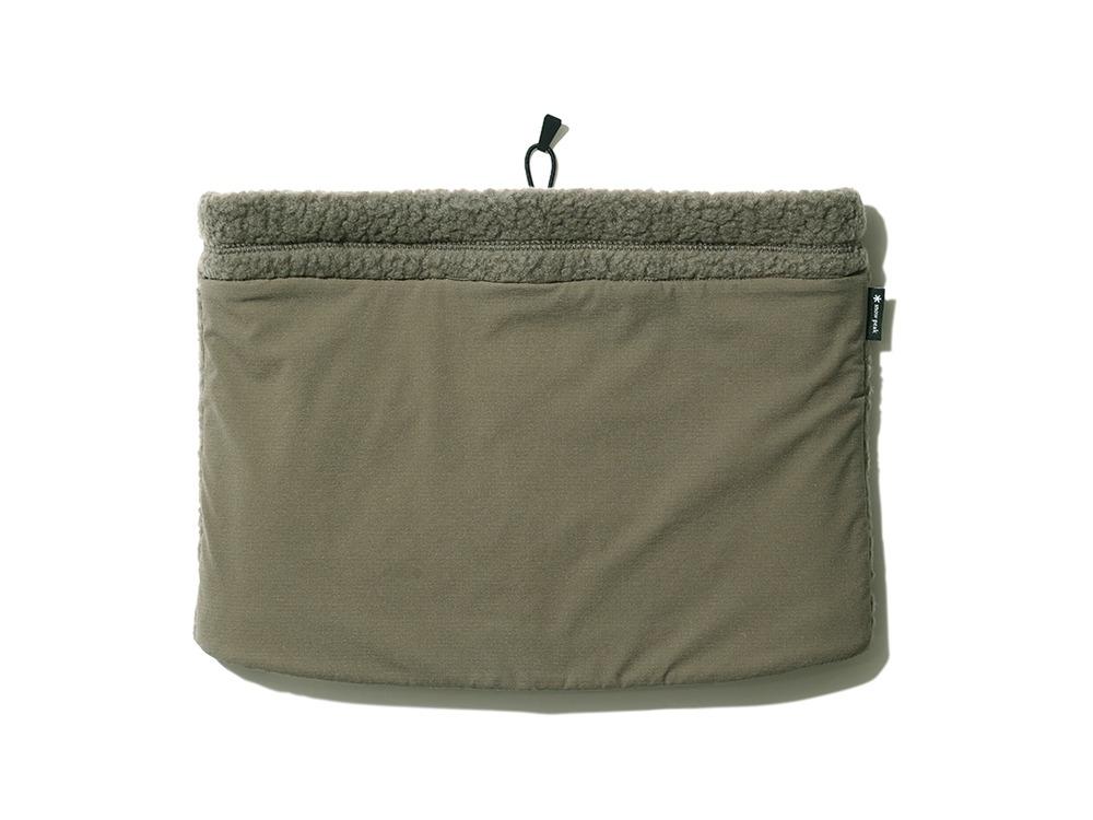 Thermal Boa Fleece Neck Warmer One Khaki