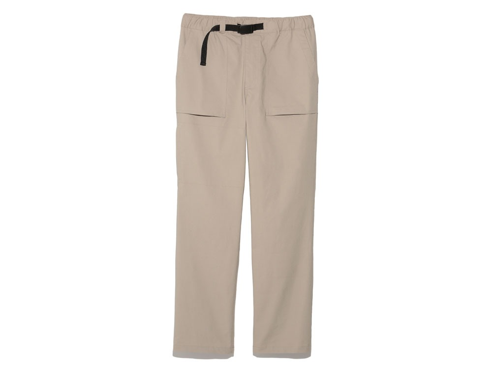 Power Stretch Active Pants M Beige0