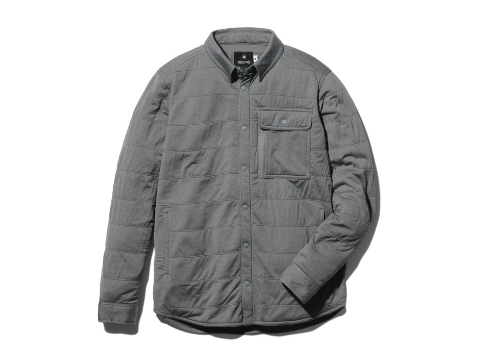 FlexibleInsulatedShirt XXL M.Grey0