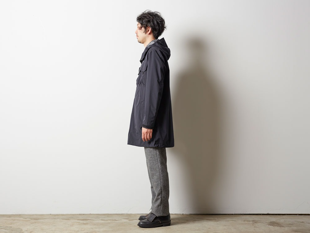 Wind&Water Resistant Anorak 2 Olive2