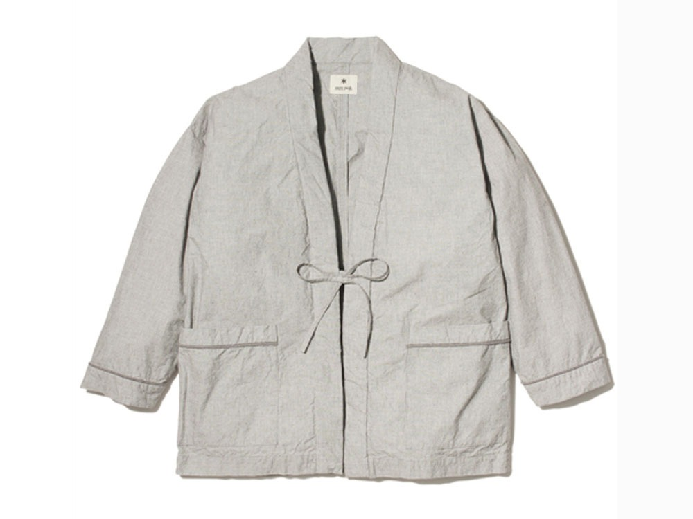 ノラギ ジャケット XLグレー