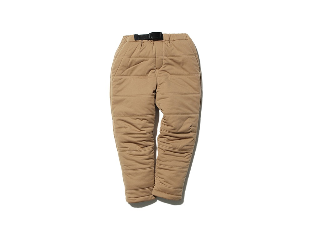 Kids Flexible Insulated Pants 4 Brown