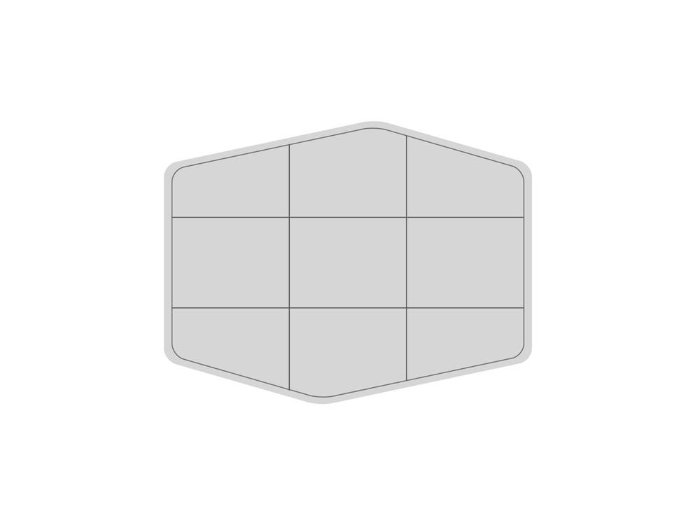 ランドブリーズPro.1 インナーマット