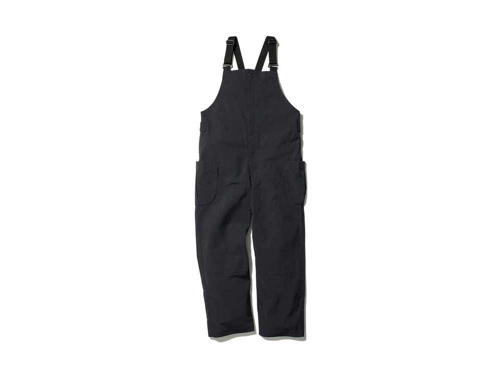 TAKIBI Overalls S Black