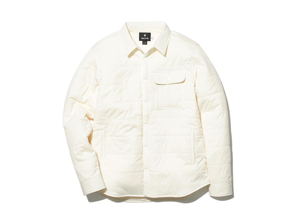 フレキシブルインサレーション シャツ XXL ホワイト