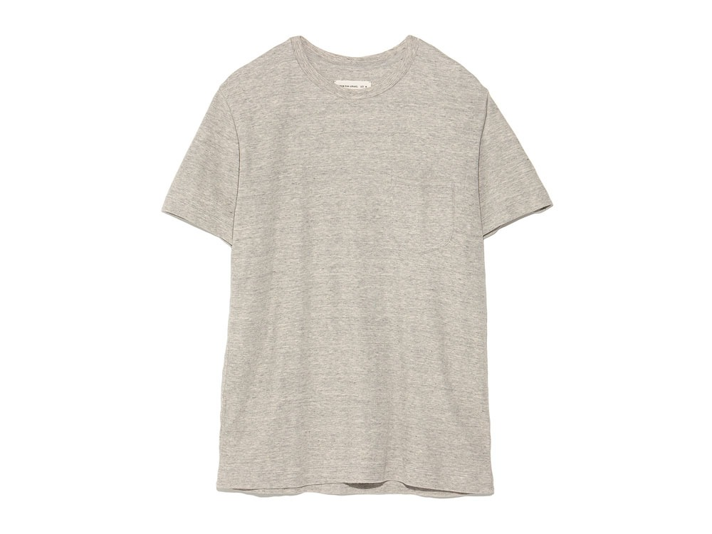 Bare Organic Smooth Tshirt M M.Grey0